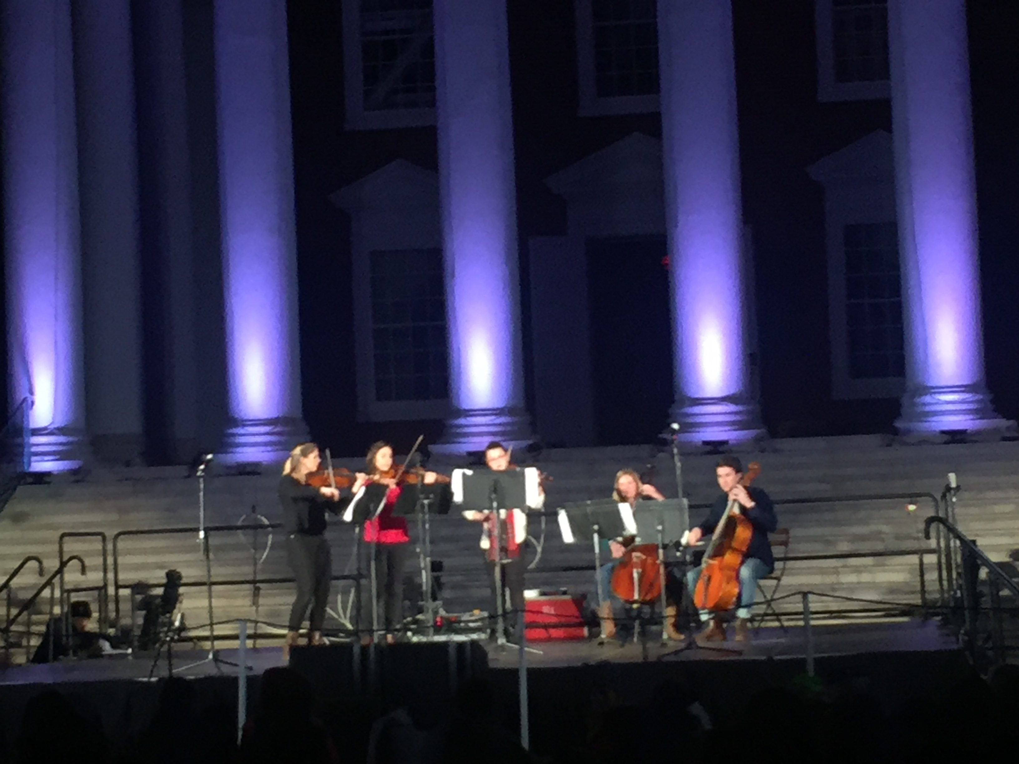 Radio Music Society & The 16th Annual Lighting of the Lawn Brightens the Holidays | WUVA