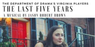 "UVa Department of Drama Presents ""The Last Five Years"""